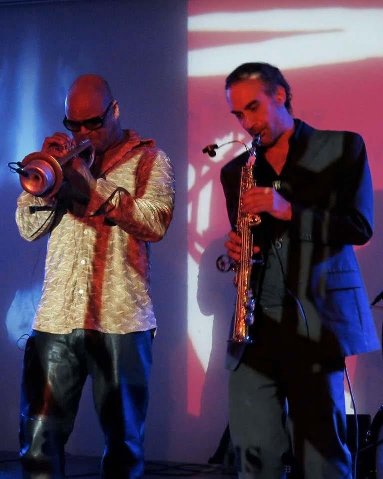 Karma performance van Michael Varekamp