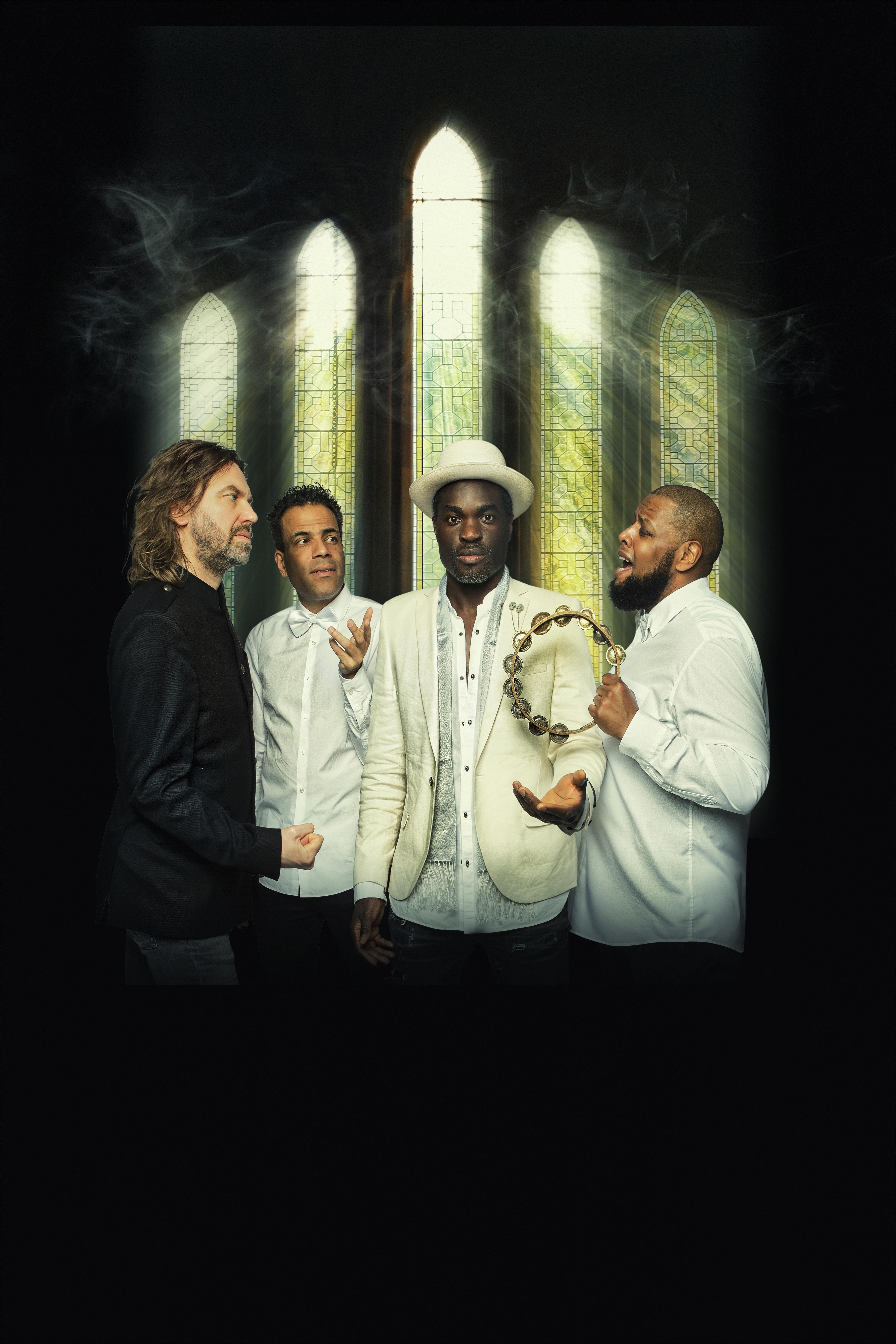 Promobeeld The Soul Preacher - staand - Fotograaf Anoek van Nunen